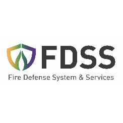 Logo bedrijf Fire Defence Services en Systems B.V.